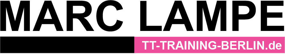 Marc Lampe TT Training Berlin Logo